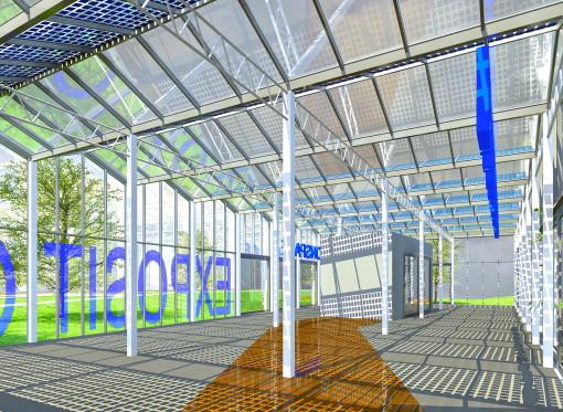 expositieruimtel Artpark 4,3Mb